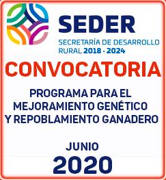 convocatoria Mejoramiento Genetico 2020